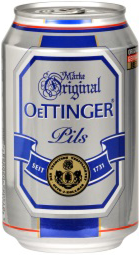 Oettinger Pils 330 ml